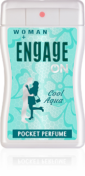 Cool Aqua Pocket Perfume Women