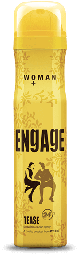 Engage Tease Deo Spray