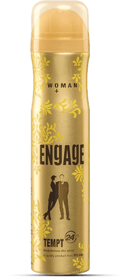 Engage TEMPT Bodylicious Deo Spray