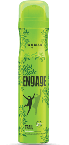 Engage TRAIL Bodylicious Deo Spray